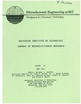 Conference of Microelectronic Research 1991