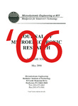 The Journal of Microelectronic Research by Anthony Nguyen, Geoff Watson, Scott Kenny, Amy Huang, Jonathan Reese, Mayank Agrawal, Kazuya Tokunaga, Daniel Pearce, Jeffery Czebiniak, Stoyan Jeliazkov, Dan Ghiocel, Jonathan Ross, Stephen Parshall, Kody Okafor, and Ward Johnson