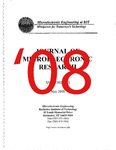 The Journal of Microelectronic Research 2008
