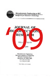 The Journal of Microelectronic Research 2009 by Michael J. Barth, Justin Blair, Charles K. Chan, Sean M. Dunphy, Jeremy Goodman, David W. Grund Jr., Thiago S. Jota, Nathaniel Kane, Jessica Marks, Andrew McCabe, William A. Namestnik, Anthony Pacifico, Carlos Padilla, Garrett Philliips, Chelsea Plourde, Stephen J. Polly, Samuel Rodens, Andrew J. Ryan, Brian R. Silkey, and Patrick Whiting