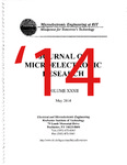 Journal of Microelectronic Research by William Abisalih, Anthony Aiello, Nicholas Edwards, Kichal Kucer, Jacob Lana, Richard Li, Ian Manwaring, Michell Graciani Melo Espitia, Brendan Mema, Eric Pethybridge, and Alycia Roux